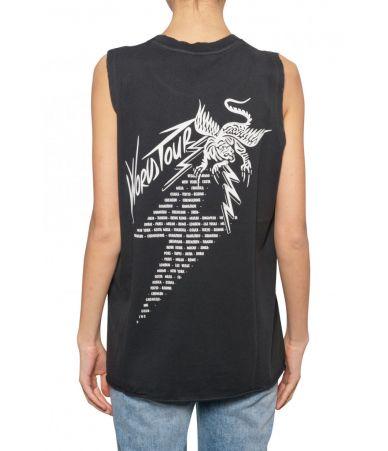 Givenchy Woman T-shirt, World Tour Print, 1BW702T307R001