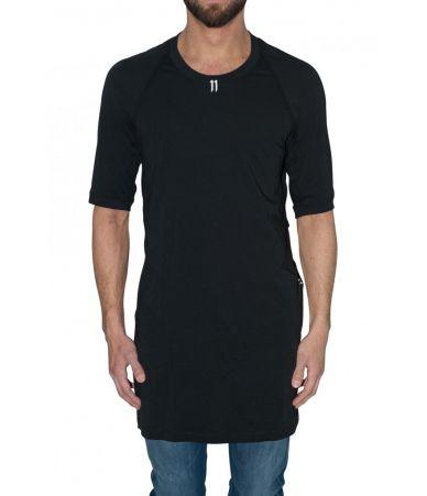 11 Boris Bidjan Saberi, 11 Print T-shirt 1TS4B1101 black