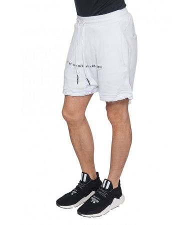 11 Boris Bidjan Saberi, Printed, Short jogger pants, 1P6B1228