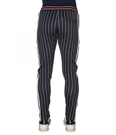 Pantaloni casual, Dolce and Gabbana, Striped Pants, GYF1ATG7QIE