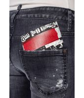 Blugi dama, Dsquared2 Cool Girl Jeans, S75LB0134 S30357-900