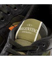 Valentino Garavani, RockRunner Camouflage, Army Green, S0723TCC BE8