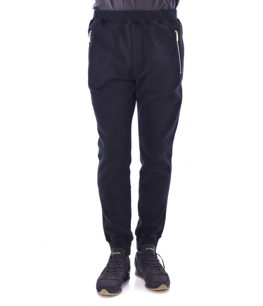 Pantaloni jogging, Dsquared2, slim relaxed fit, s74kb0255 S25030