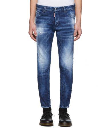 Dsquared2 Skinny Dan Jean, Men's Jeans, S74LB0502 S30342-470