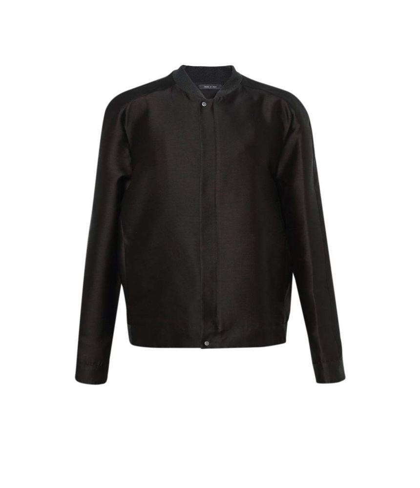 Emporio Armani, Men's Cotton Bomber Jacket, W1R220 W1272 010
