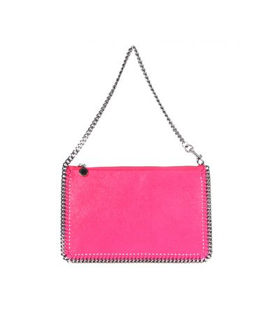 Stella McCartney Falabella Crossbody Bag Pink, 371369W91325600