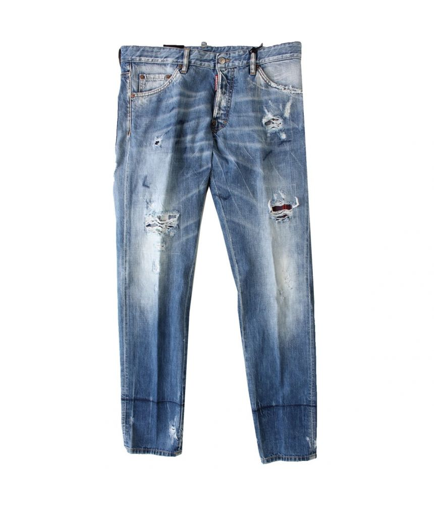 Dsquared2, Cool Guy Jeans, Worn Look, S74LB0357 S30342 470
