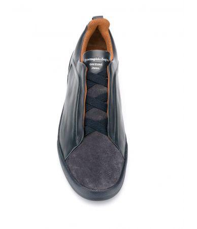 Ermenegildo Zegna, triple stitch sneaker, LHMSOA2511X
