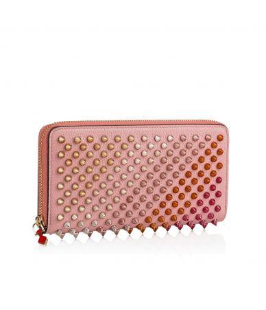 Portofel dama, Christian Louboutin PANETTONE Pink, 1185063