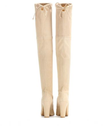 Stuart Weitzman, Over The Knee Boots, Highstreet Vavoom French, 00305
