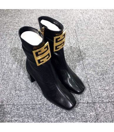 Cizme dama, Givenchy, cu toc, RM0158