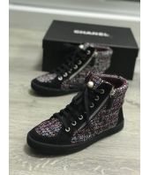 Pantofi dama sport, Chanel, Tweed, G30243