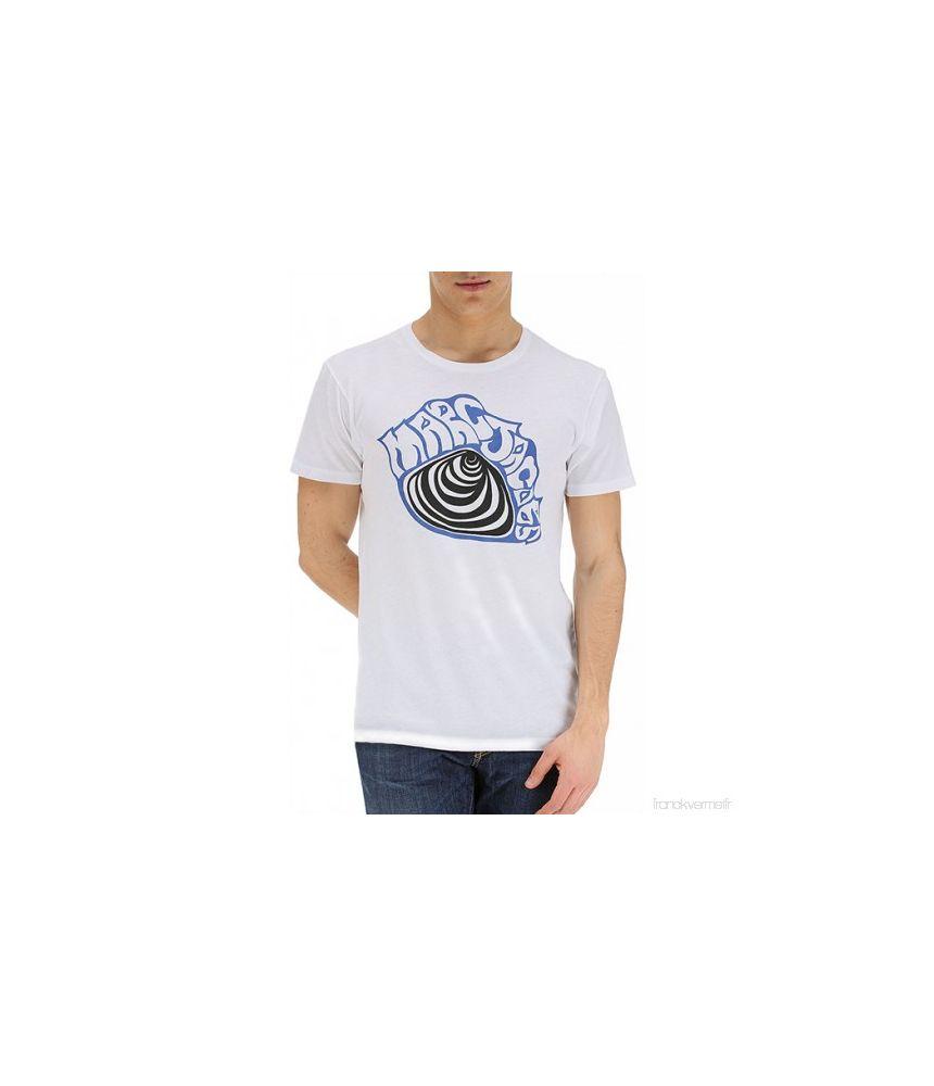 Marc Jacobs, Man Printed T-shirt, M4002021