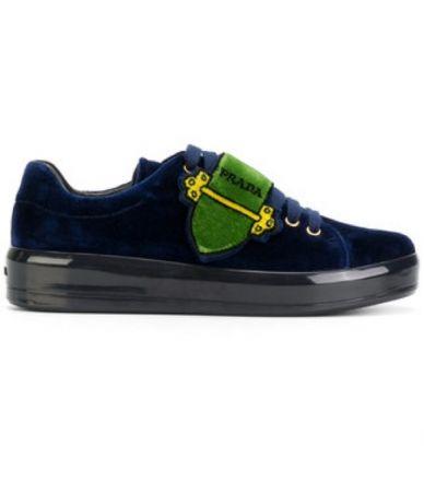 Prada, Woman Cahier Sneaker, 1E983H 3K2MF0021