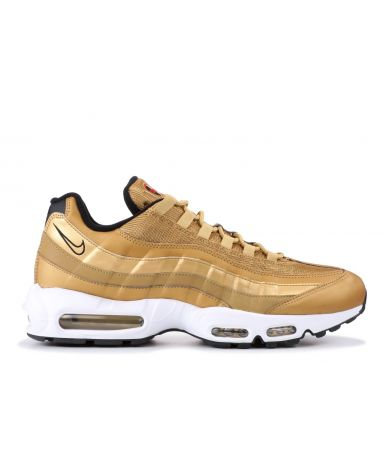 Adidasi Nike, AIR MAX 95 PREMIUM QS METALLIC GOLD, 918359