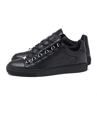 Pantofi sport, Balenciaga Low Arena, adidasi piele, 483494WAY401000