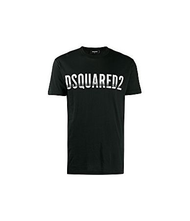 Tricou barbat, Dsquared2, short-sleeved print, S74GD0577 900