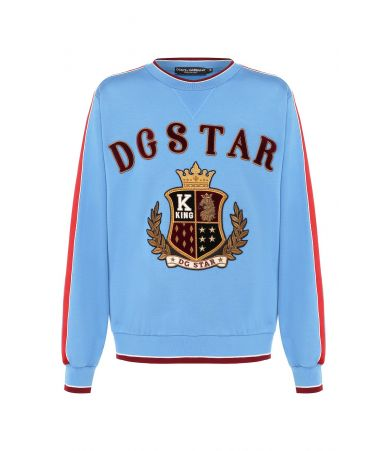 Men's blouse, Dolce & Gabbana, Star King, G9PU7Z