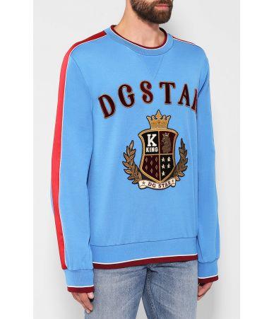 Bluza barbati, Dolce & Gabbana, Star King, G9PU7Z