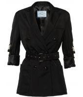 Jacheta dama, Prada, Technical Twill Jacket, 13031766