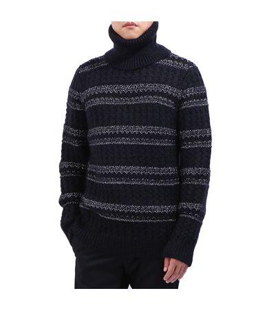 SAINT LAURENT, Men's Sweater, YA2VW 1046