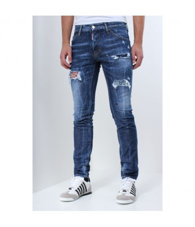 Dsquared2, Men COOL GUY Jeans, S71LB0501