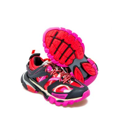 Balenciaga, Woman Sneakers, Track 2.0, 542436