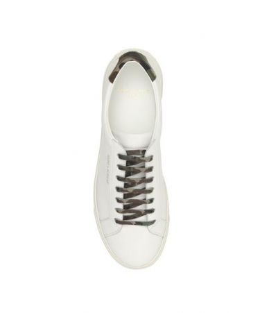 Pantofi sport, Saint Laurent, andy leather sneakers, 586590