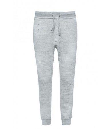 Dsquared2, Drawstring Sport Pants, Gray