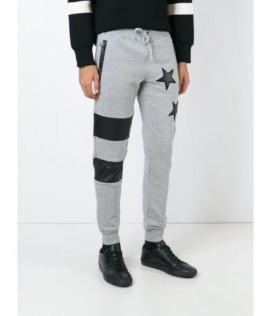 Philipp Plein Stars, Jogging Trousers Men, HM637338