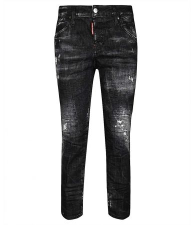 Blugi dama, Dsquared2, COOL GIRL Jeans, S75LB0263