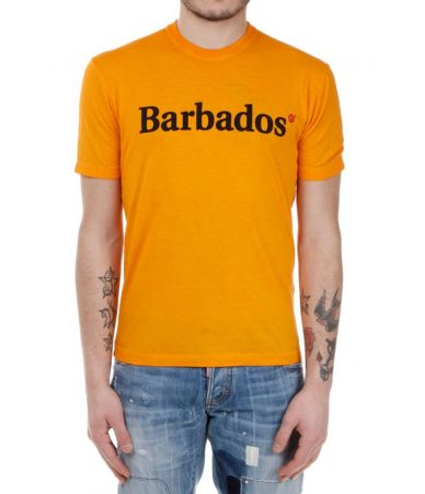 DSQUARED2 T-shirt, BARBADOS, S71GD0345 183