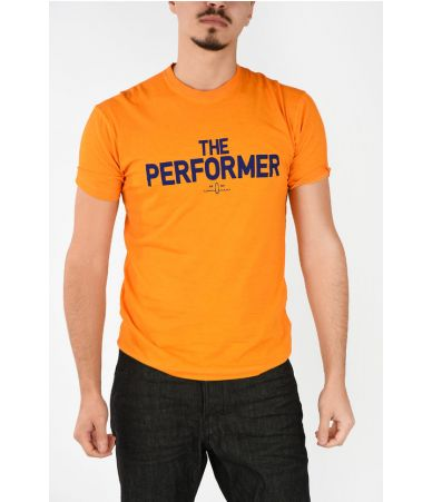 DSQUARED2 T-shirt, THE PERFORMER PRINTED, S71GD0343 183
