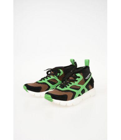Valentino, Fabric Sneakers Men, P142403
