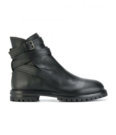 Valentino Garavani, Desert Boots, Buckle Strapped