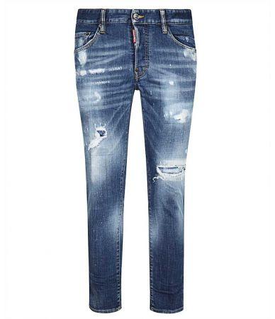 Dsquared2, WASH SKATER Jeans, SS20, S71LB0720