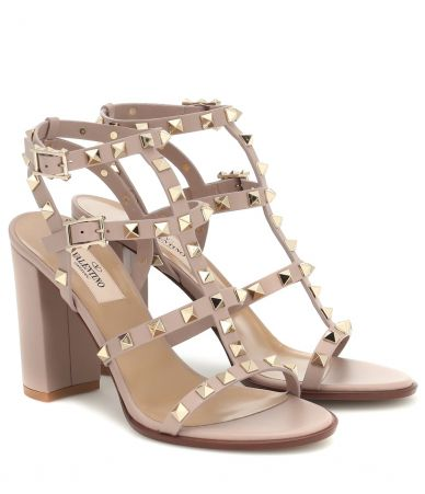 Sandale Valentino, Rockstud Leather, P00396978