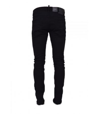 Blugi barbati, DSQUARED2, Cool Guy Black, S71LB0525 900