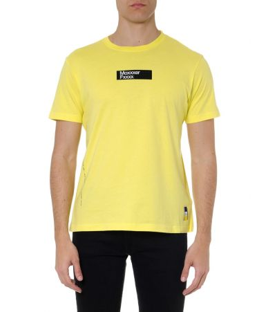 Moncler, Chest Patch T-shirt, 13926173
