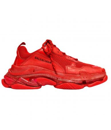 Adidasi barbati, Balenciaga, Triple S Red, 524039