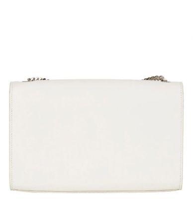 Geanta umar, YSL, Medium Kate Bag White