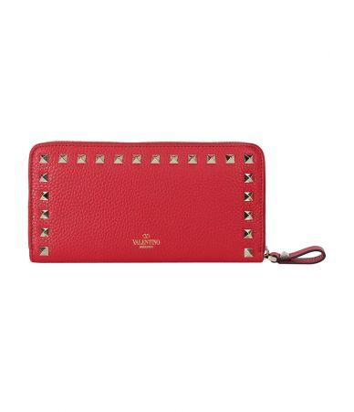 Portofel Valentino, Red Wallet, VSHJU5