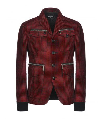 DSQUARED2, Red Jacket, S47861