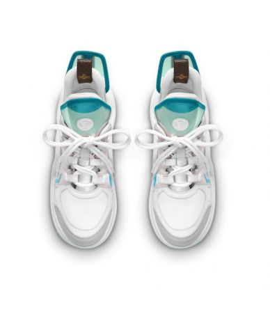 Adidasi dama, Louis Vuitton, ARCHLIGHT SNEAKER BLUE, 1A65RU