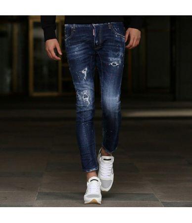 Dsquared2 Jeans, Tidy Biker, Skinny Fit