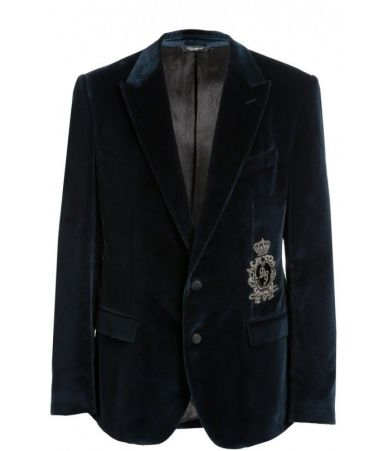 Dolce & Gabbana, Formal Blazer, Black