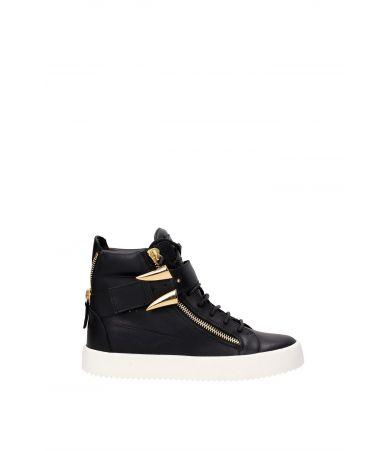 Giuseppe Zanotti, Shark Tooth Sneaker, black, RM6089