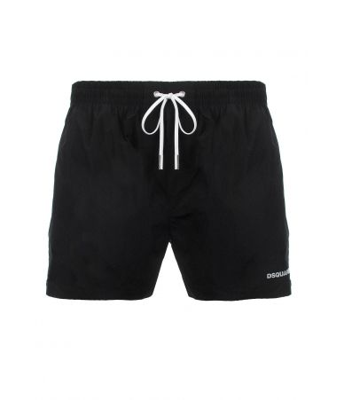 Dsquared2 Icon, Swim Shorts, Black, D7B641700200