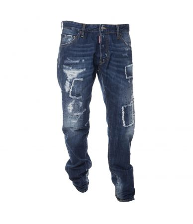 Blugi barbat, Dsquared2, Cool Guy Jeans, S71LB0170