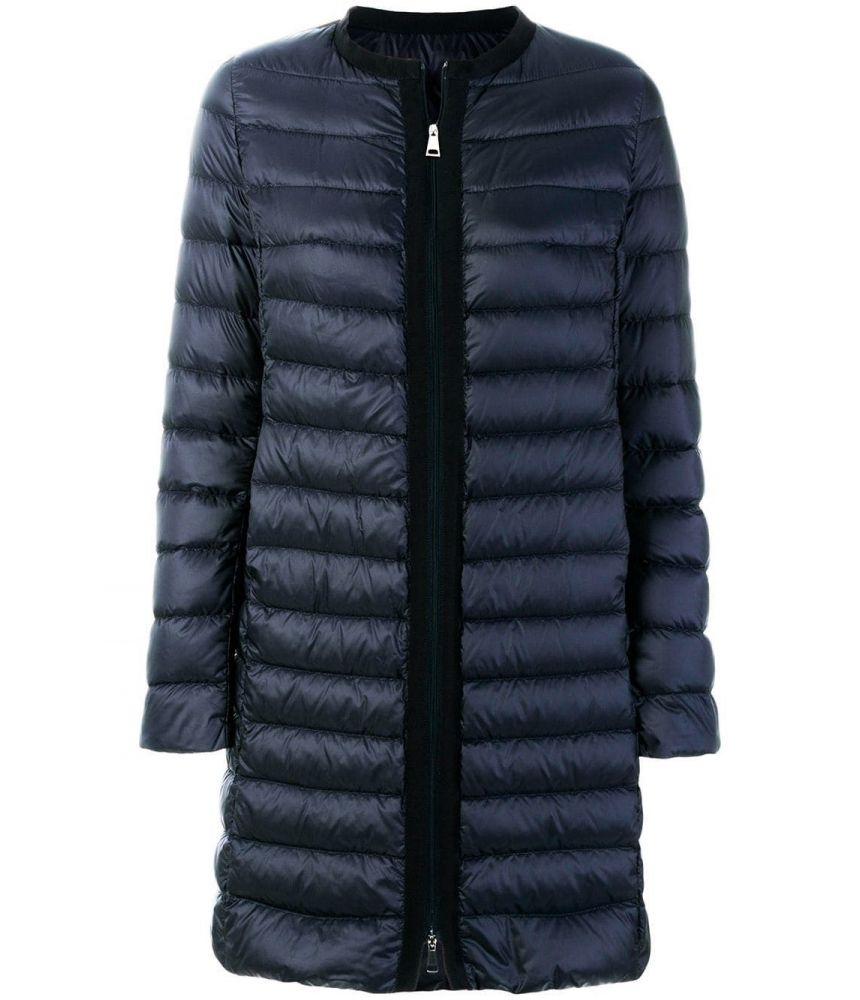 Padded Winter Jacket, Moncler Hematite, Goose Down